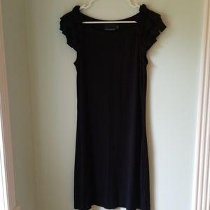 Cynthia Rowley Dress Loopy Sleeves - Size S